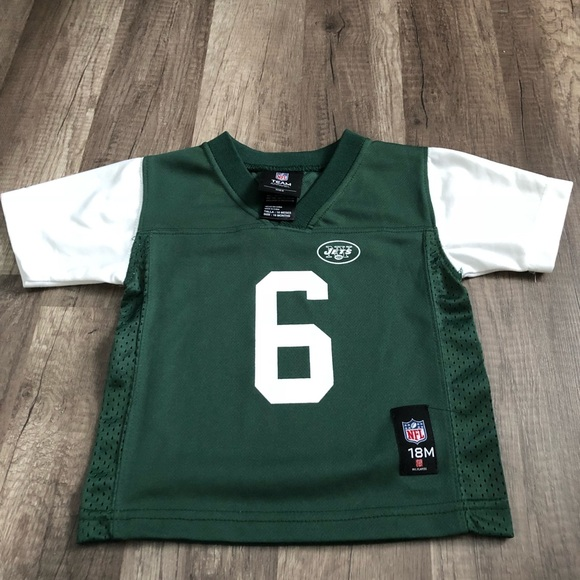 more photos 49d13 2be4c Kids Jets Jersey